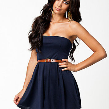 Liza Bandeau Dress, Club L