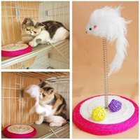 Cat Toy Moving Mouse