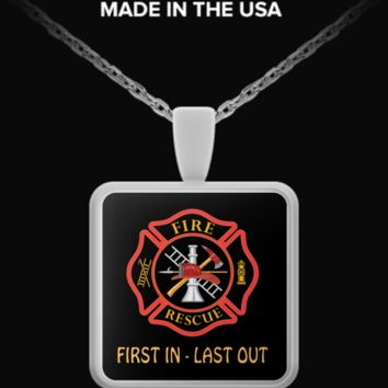 Firefighter necklace  firefighters-necklace