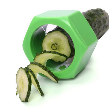 Creative Twisted Cucumber Cutter [6283922502]