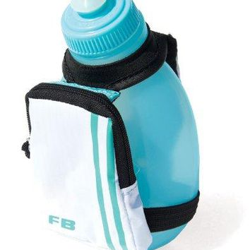 FuelBelt Arctic Blue Sprint 10-Oz. Palm Bottle Holder