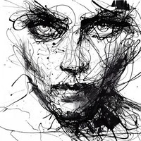 In trouble, she will. Art Print by Agnes-cecile