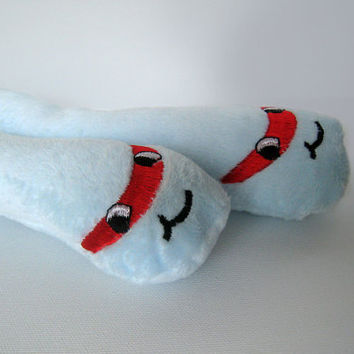 Stuffed Superhero Worm, Wormy Plush Softie Toy