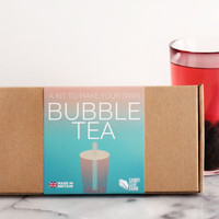 Bubble Tea Kit - Make Your Own Refreshing Bubble Tea!