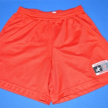 80s Converse All Star Men's Athletic Shorts Small
