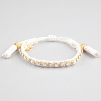 Rose Gonzales Shore Chloe Bracelet White One Size For Women 24878815001