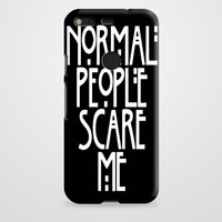 Normal People Scare Me Galaxy Nebula Google Pixel XL Case | casefantasy