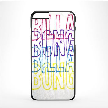 billabong font colour Iphone 6 Plus | 6s Plus Case