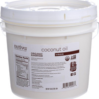 Nutiva Organic Coconut Oil - Extra Virgin - 1 Gal