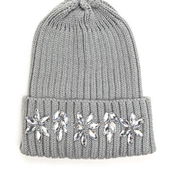Just Fleur You Jeweled Beanie GoJane.com
