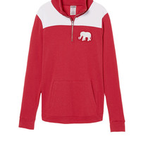 University Of Alabama Perfect Quarter-Zip - PINK - Victoria's Secret