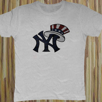 New York Tshirt Casual Wear Sporty Cool T shirt Funny Shirt Cute Direct to garment