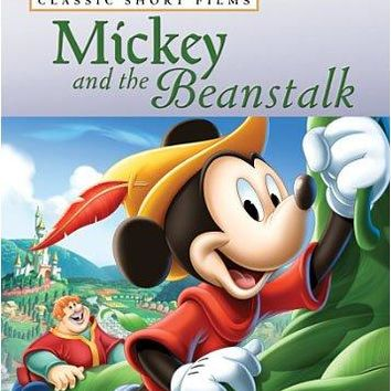 Hamilton S. Luske - Walt Disney Animation Collection, Vol. 1: Mickey and the Beanstalk