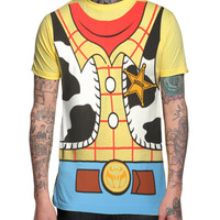 Disney Toy Story Woody Costume T-Shirt | Hot Topic