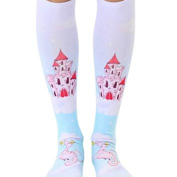 Fairytale Knee High Socks