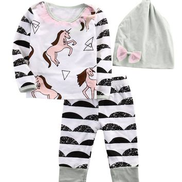 The Lion and The Unicorn 3 pc Set