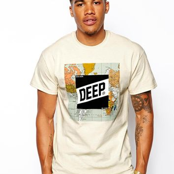 10 Deep T-Shirt With Slope Atlas