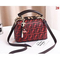 FENDI Stylish Women Shopping Bag Handbag Shoulder Bag Crossbody Satchel 2#