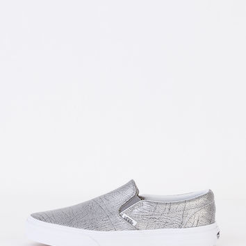 Vans - Foil Metallic Slip-On