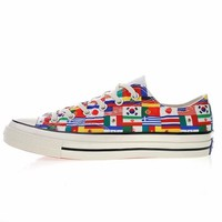 2018 FIFA World Cup Converse Chuck Taylor All Star 1970S National Flag Low Sneakers - Best Online Sale