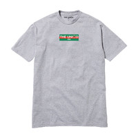 The Unico 1990 — TheUnico1990 Guchee BoxLogo // Grey