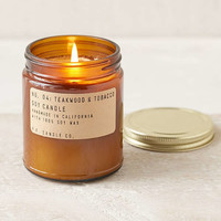 PF Candle Co. Amber Jar Soy Candle | Urban Outfitters