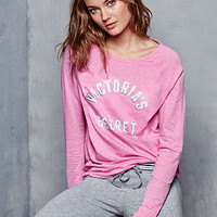 Long-sleeve Raglan Tee - Anytime Tees - Victoria's Secret