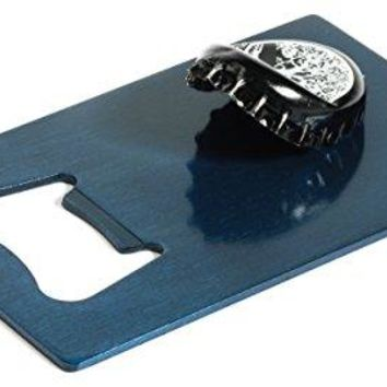 Stainless Steel Bottle Opener Compact Credit Card Size