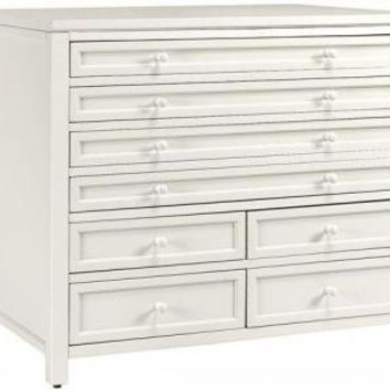 Martha Stewart Living Craft Space Eight Drawer Flat File Cabinet