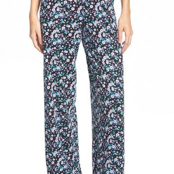 Junior Women's Ten Sixty Sherman Floral Print Lounge Pants,