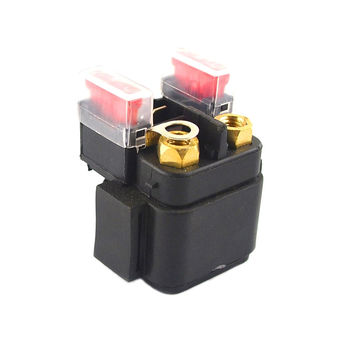 Motorcycle Electrical Parts Starter Solenoid Relay For YAMAHA YZFR1 YZF-R1 YZF R1 1999 00 02-06 09 YZF R6 YZFR6 YZF-R6 1995-2007