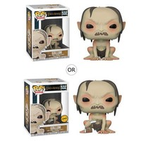 The Lord of the Rings Gollum Pop! Vinyl Figure #532 [Chase or Common]