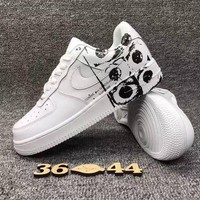 DCCK Nike Air Force 1 One Low Supreme x CDG x Running Sport Casual Shoes