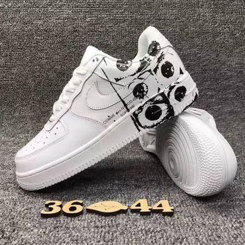 DCCKU62 Nike Air Force 1 One Low Supreme x CDG x Running Sport Casual Shoes