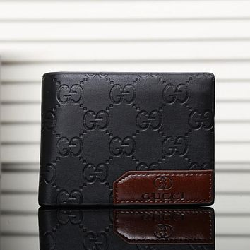 Boys & Men GUCCI Leather Purse Wallet