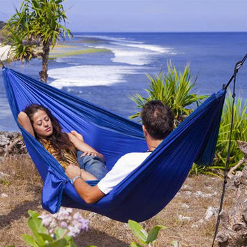 Sports Force Portable 2-Person Hammock - 3 Styles