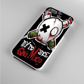 my chemical romance quir mico Iphone 5s Case