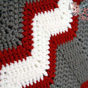 Shop Crochet Baby Blanket Patterns On Wanelo