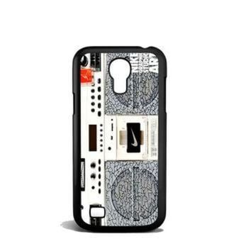 CREYONB Nike Air Jordan Radio Boombox Samsung Galaxy S4 Mini Case