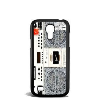 CREYUG7 Nike Air Jordan Radio Boombox Samsung Galaxy S4 Mini Case