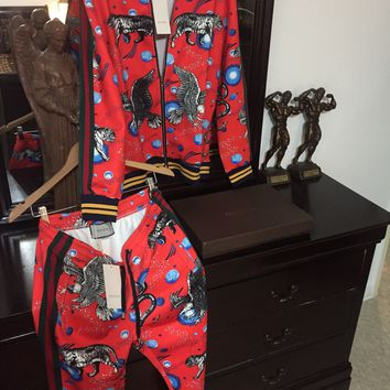 Gucci Sweatsuit 'Eu 3XL' (Special Order Space Animal Line!!🔥🔥)