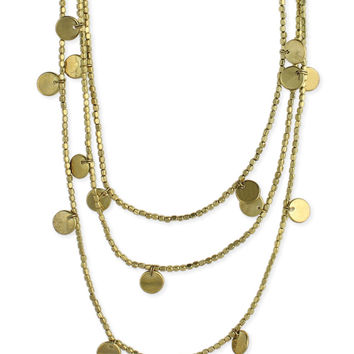Bali Beaded Strands Necklace
