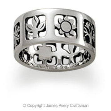 Four Seasons Ring from James Avery