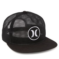 Hurley Malibu Mesh Trucker Hat - Mens Backpack - Black - One