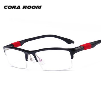 2017 Eyeglasses Frame Men Women Computer Optical Eye Glasses Frames Male Prescription Myopia Transparent Clear Lens Oculos