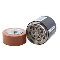 Creative Battery Shaped Herb Grinder