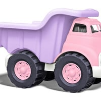Toy Dump Truck, Pink/Lilac, Children's Toys