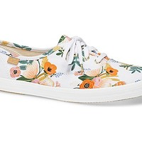 KEDS X RIFLE PAPER CO. CHAMPION LIVELY FLORAL