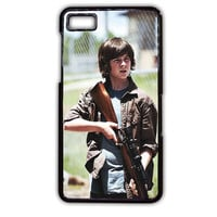 Carl Grimes The Walking Dead TATUM-2409 Blackberry Phonecase Cover For Blackberry Q10, Blackberry Z10