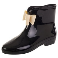 Picabow Short Bow Rain Boot